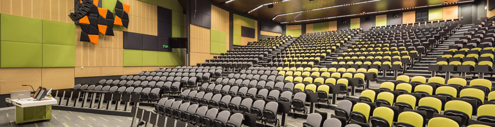 Rusden Theatre AV Solutions 2