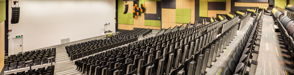Rusden Theatre AV Solutions