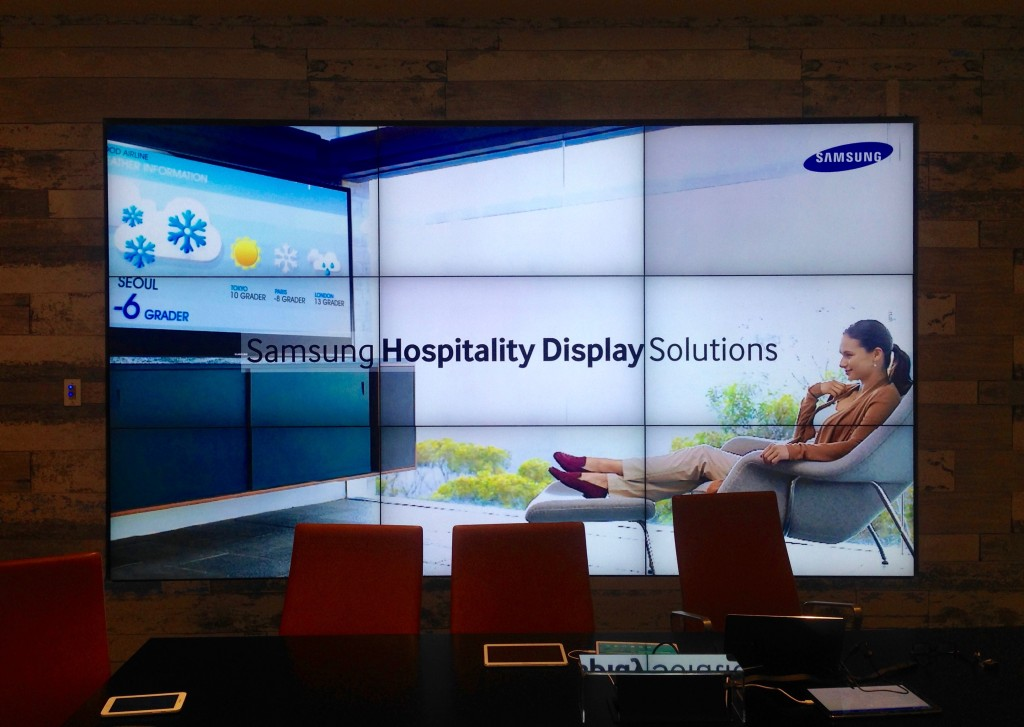 AV Solutions - Video Wall
