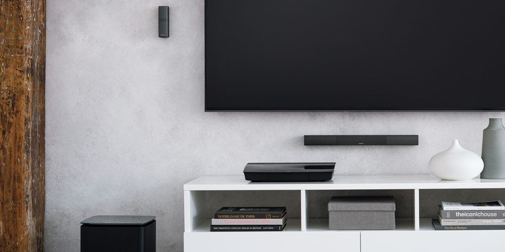 Media Players in Home Theatre Systems